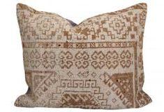 Two Tone Kilim Pillow