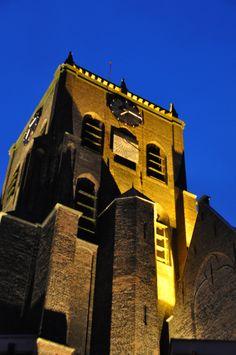 Een avond foto's nemen in Geertruidenberg Holland