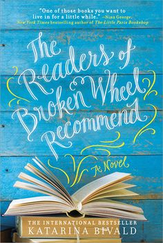 Once you let a book into your life, the most unexpected things can happen… Broken Wheel, Iowa, has never seen anyone like Sara, who traveled all the way from Sweden just to meet her book-loving pen pal. When she arrives, however, she finds Amy's funeral guests just leaving. The residents of Broken Wheel are happy to look after their bewildered visitor—not much else to do in a small town that's almost beyond repair. They just never imagined that she'd start a bookstore. Or that books could…
