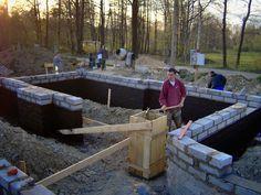 Blog Budowlany: Hydroizolacja Fundamentów