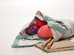 Manualidades y Artesanías | Bolsa de tela reutilizable | Utilisima.com