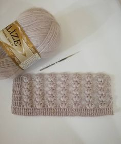 Hand Knitting Women's Sweaters The winter season marks the beginning of the sweater period. Let's take a look at the hand-knit women's sweater models. While presenting the new knitting sweater models Crochet Gloves Pattern, Crochet Stitches, Knit Crochet, Crochet Hats, Easy Knitting Patterns, Knitting Designs, Crochet Patterns, Knitted Blankets, Knitted Hats