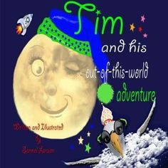 #Book Review of #TimandHisOutofThisWorldAdventure from #ReadersFavorite - https://readersfavorite.com/book-review/tim-and-his-out-of-this-world-adventure  Reviewed by Mamta Madhavan for Readers' Favorite  Tim and His Out-of-This-World Adventure by Sannel Larson is a fun read for kids. Tim is a red-haired, freckle-faced boy. One night he sees an albatross on his window sill. The bird gives him a knitted hat and asks him to wear it to go on a nighttime adventure. Tim climbs on the back of the…