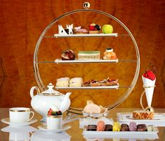 15 Places for High Tea in Singapore