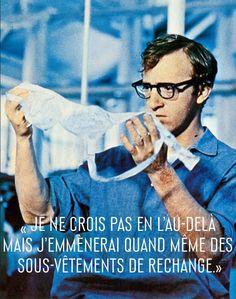 Les dix meilleures citations de Woody Allen sur lui-même | Vanity Fair                                                                                                                                                                                 Plus