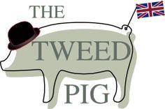 THE TWEED PIG: Friends http://www.thetweedpig.com/p/friends.html Join The Tweed Pig in Facebook and Twitter: Twitter https://twitter.com/TheTweedPig Facebook https://www.facebook.com/thetweedpig