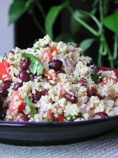 hayancafe: CousCous Salad