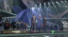 IL VOLO in tribute to Jose Jose, Latin Billboard Awards. Place NO WATERMARK on this photo.