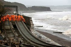 The line will take at least six weeks to repair, initial assessments suggest