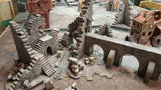 Frostgrave, Ruins, Terrain
