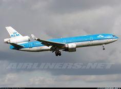 KLM - Royal Dutch Airlines PH-KCH McDonnell Douglas MD-11