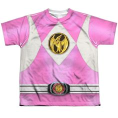 "Checkout our #LicensedGear products FREE SHIPPING + 10% OFF Coupon Code ""Official"" Power Rangers/pink Ranger Emblem -s/s Youth Poly T- Shirt - Power Rangers/pink Ranger Emblem -s/s Youth Poly T- Shirt - Price: $24.99. Buy now at https://officiallylicensedgear.com/power-rangers-pink-ranger-emblem-s-youth-poly-shirt-licensed"