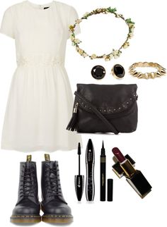 """Senza titolo #553"" by monsteryay ❤ liked on Polyvore"