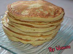 Pancakes Nature et Chocolat http://luniversculinaire2nanou.blogspot.fr/2014/04/pancakes-nature-et-chocolat.html