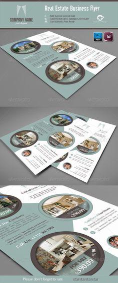 Real Estate Business Flyer Real Estate Flyers, Real Estate Business, Real Estate Marketing, Corporate Flyer, Business Flyer, Business Card Design, Brochure Design, Flyer Design, Typography Magazine