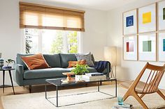 Mid-century styling meets modern comfort in the Jasper sofa. Narrow arms make the most of the seating space, while tapered legs give Jasper a light profile. Plush, blend-down cushions envelop you and the smaller-scale frame won't overwhelm your space.