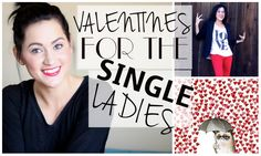 Calling all single ladies for Valentines day! This one's for you! PLUS a fun giveaway!!