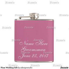 Plum Wedding Gift