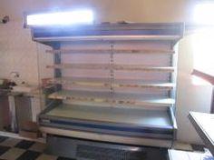Restauração - Expositor frigorifico de Iogurtes Lacticinios-Verd
