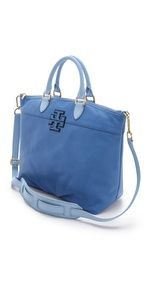Tory Burch Stacked T Satchel  http://toyastales.blogspot.com/2013/02/my-february-finds-from-shopbop.html