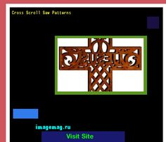 Cross Scroll Saw Patterns 101010 - The Best Image Search