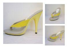 007483838 Deliciously sexy foot fetish footwear by IdealHeels