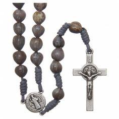 Rosario Medjugorje Lágrimas de Job cuerda gris      #rosario  #coronilla  #lágrimasdejob  #medjugorje  #rosary  #holyart