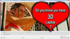 Bino 3D: how to play 3d movies/videos ? #3d #Movies #Anaglyph #3dsoftware #3DGlasses