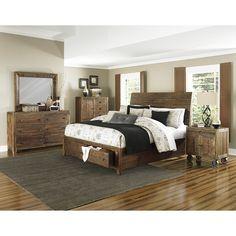 River Ridge Panel Customizable Bedroom Set - http://delanico.com/bedroom-sets/river-ridge-panel-customizable-bedroom-set-589193566/