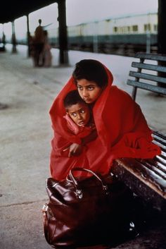 Steve McCurry - Shelter