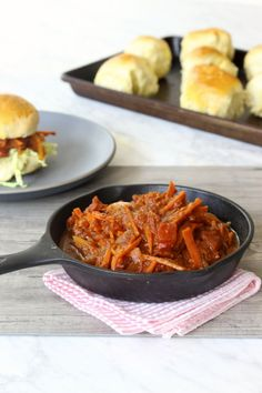Stewed Carrots Are the New Pulled Pork — Old Ingredient, New Trick