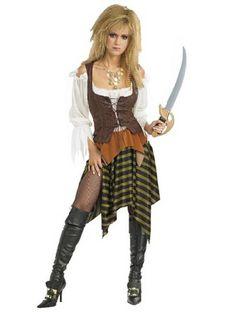 pirate de ma tresse deguisement pirates costume pinterest pirates. Black Bedroom Furniture Sets. Home Design Ideas