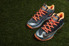 "Nike LeBron 11 Low ""Magnet & Mango"" - EU Kicks: Sneaker Magazine"