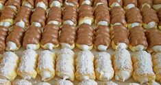 Pastry Basket, Puff Pastry Recipes, Holiday Cakes, Wedding Desserts, Christmas Baking, No Bake Cake, Finger Foods, Sweet Recipes, Food To Make