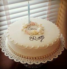 Aniversário de 80 anos!