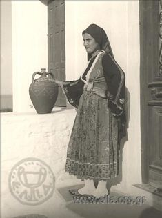 Skiathos, Greeks, Islands, Nostalgia, Memories, Costumes, Traditional, Memoirs, Souvenirs
