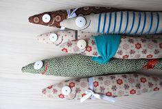 Cool sardines...