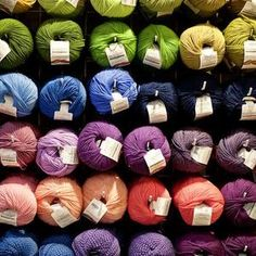 Black Sheep at Orenco is a cozy shop that sells many types of yarn, buttons, hooks and needles, patterns, and spinning supplies. A place where friends create.