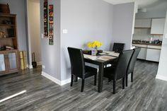 Grey Laminate Flooring on Pinterest | White Laminate Flooring ...