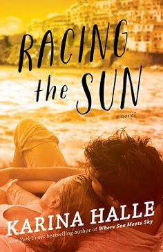 Racing the Sun by Karina Halle - see my review and get more info.
