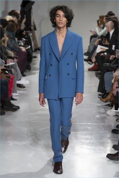 Calvin Klein Collection Fall/Winter 2017 Menswear