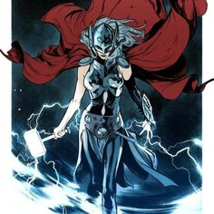 Mighty Thor by Pepe Larraz