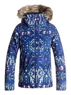 28098aa747 Girl s 7-14 American Pie Snow Jacket ERGTJ03037