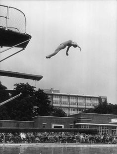 The Diving Board Weston Super Mare Lido 1937 By Lidos Org Uk Via Flickr Reference Za Fax In