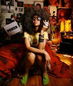 Ode to hip-hop Ms Badu