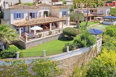 Pictures of LUXURY MALLORCA PROPERTY : PUERTO ANDRATX VILLA WITH GUEST HOUSE