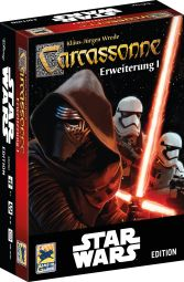 Carcassonne - Star Wars Edition - Extension I