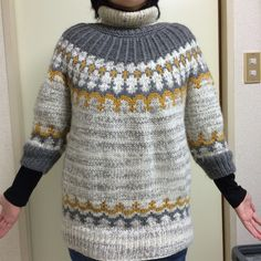 3rd lopi sweater
