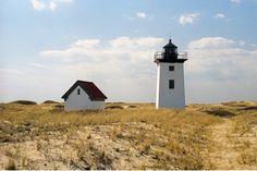 Wood End Lighthouse, Provincetown, Massachusetts