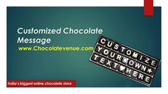 """""""chocolate_message_chocolate_venue"""" published by @chocolatevenue on @edocr"""